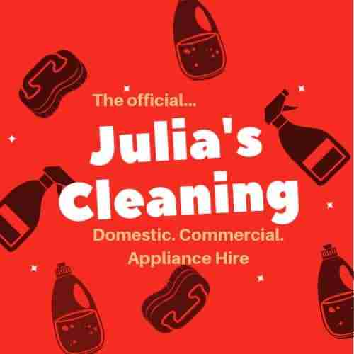 julias cleaning company