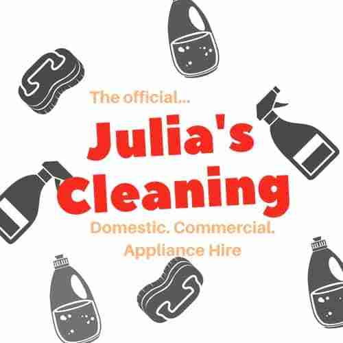 Julia's Cleaning Company