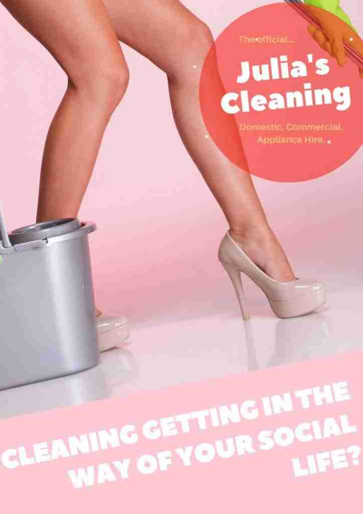 cleaners barnet Julia's Cleaning Company - cleaning getting on your last nerve
