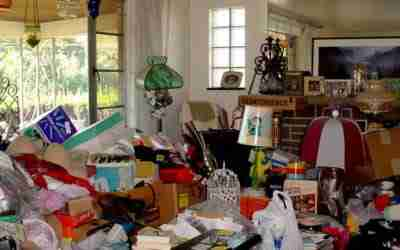 Declutter Your Home: The living room, front room, or lounge