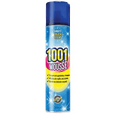 1001 Mousse Carpet and Upholstery Cleaner 350ml