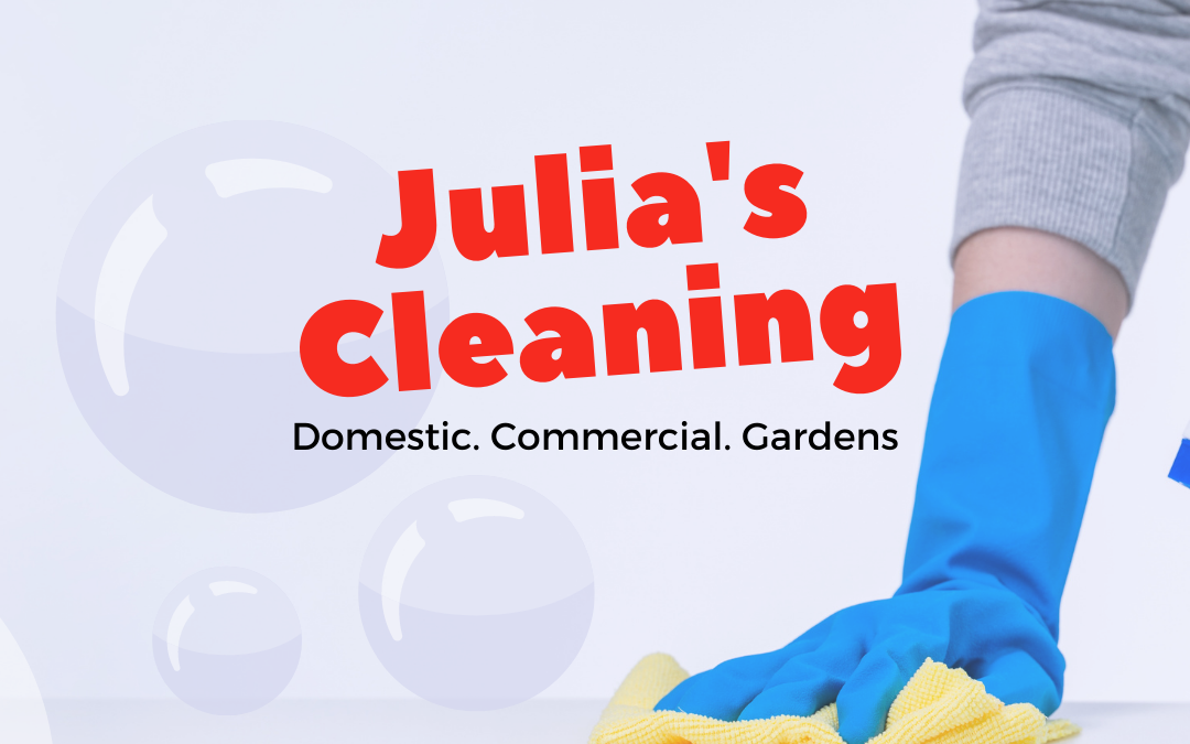 julias cleaning